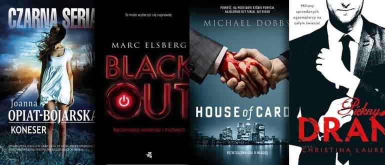 Cztery bestsellery polecane na ten tydzień.