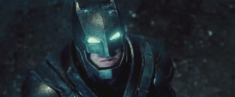 Batman v Superman: Dawn of Justice. Trailer
