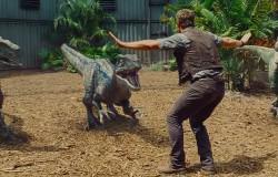 Jurassic World. Czwarta część Parku Jurajskiego. Trailer.