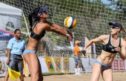 Siatkówka plażowa - wakacyjny piękny sport