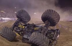 Mistrzostwa Świata Monster Jam XV w Las Vegas.
