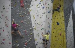 Trening nie musi być nudny. Ściany wspinaczkowe.