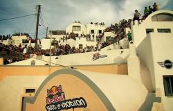 Freerunning na Santorini - Red Bull Art of Motion