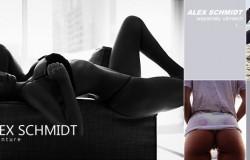 Modelka Alex Schmidt