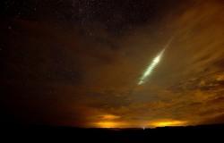 Deszcz meteorytów już dziś w nocy. Eta Akwarydy