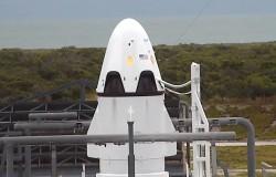 Udany test kapsuły Dragon – SpaceX