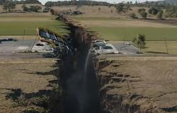 San Andreas zwiastun - Film katastroficzny