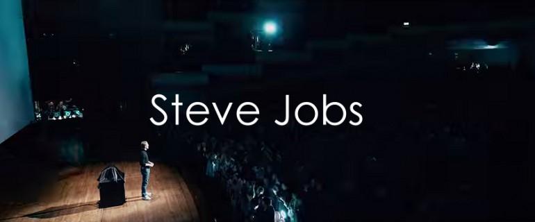 Steve Jobs trailer