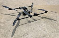 Nowe źródło zasilania dronów. Aż 4 godziny lotu.