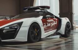 Policja w Abu Dhabi wkracza w nową erę: Robocop