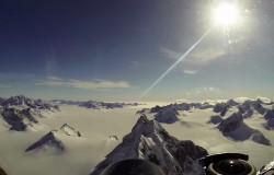 Grenlandia – przelot nad dzika krainą