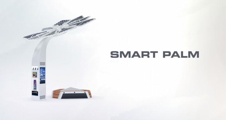 Dubaj Smart Palm – ciekawy koncept nawiązujący do klimatu