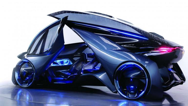 Chevrolet FNR koncepcja - rewelacyjny design
