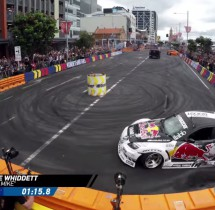 Drift Shifters 2014 Red Bull & GoPro - Nowa Zelandia