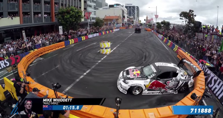 Drift Shifters 2014 Red Bull & GoPro - Nowa Zelandia