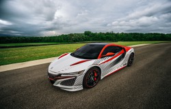 Nowy model Acura NSX