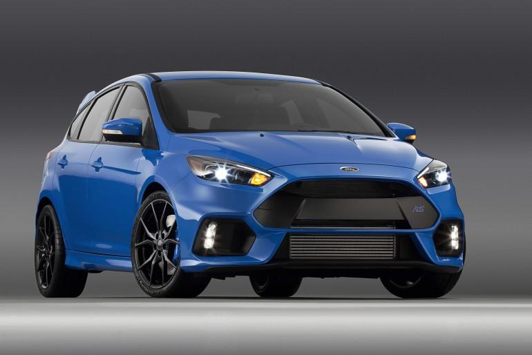Nowy Ford Focus RS z silnikiem o mocy 350 KM!