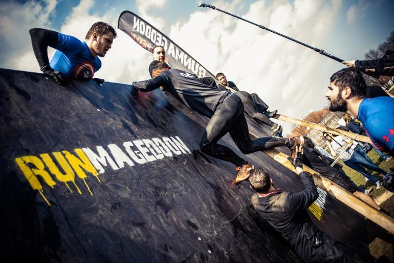 Runmageddon Classic 27 czerwca 2015 tylko dla TWARDZIELI