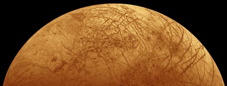 NASA planuje misję na księżyc Europa i zbadanie obecności obcych form życia.