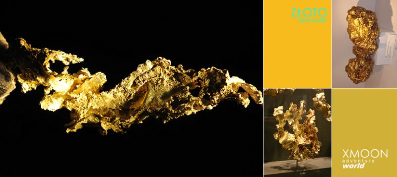 Kradzież samorodków złota w Wells Fargo