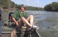 To dopiero wędkarstwo :) Trzeba uważać żeby nie oberwać ryba :)
