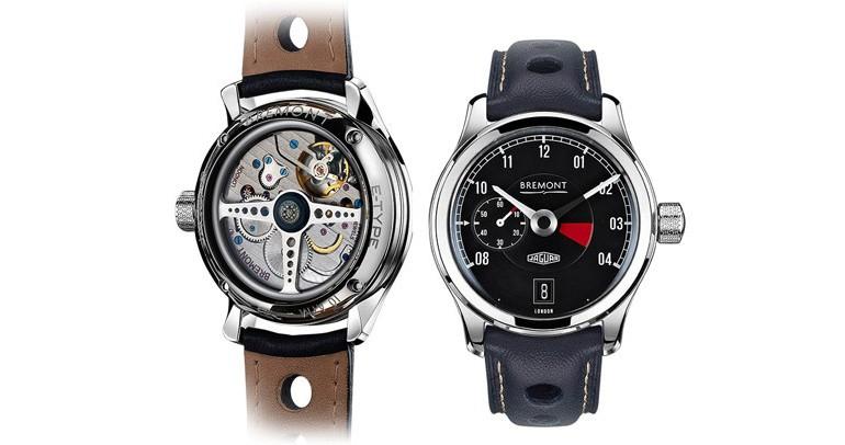 Zegarek zaprojektowany aby wyglądać jak Jaguar E-Type