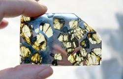 Meteoryty. Skały sprzed 4,5 miliarda lat.