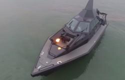 Barracuda niesamowita łódź patrolowa.