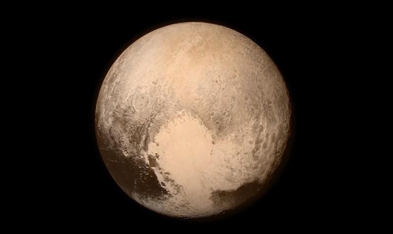 Najnowsze zdjęcie Plutona wysłane przez sondę New Horizons
