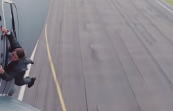 Mission Impossible: Rogue Nation  i sceny kręcone na Airbus A400M