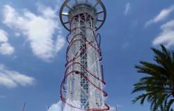 Najwyższy Roller Coaster. SkyPlex w Orlando