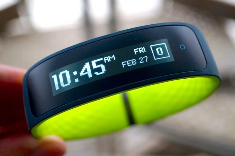 HTC Grip opaska treningowa. Monitorowanie kondycji.