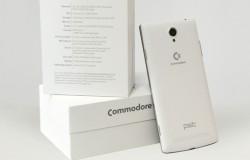 Commodore powraca jako telefon - smartfone Commodore Pet