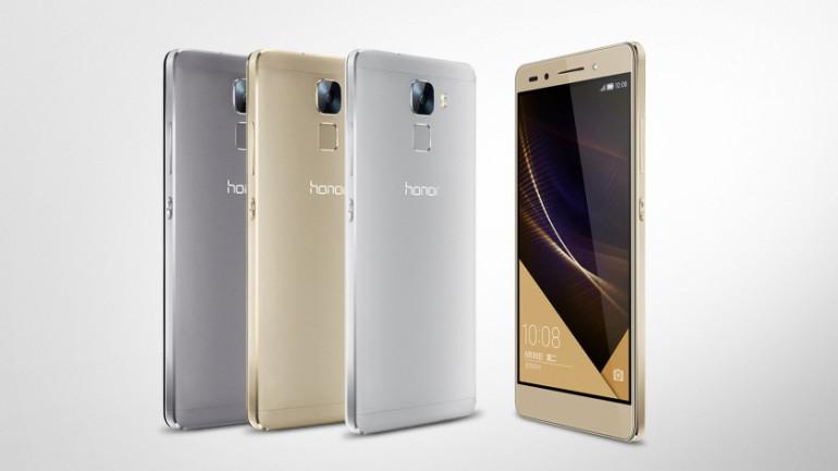 Huawei Honor 7 niedługo w Europie