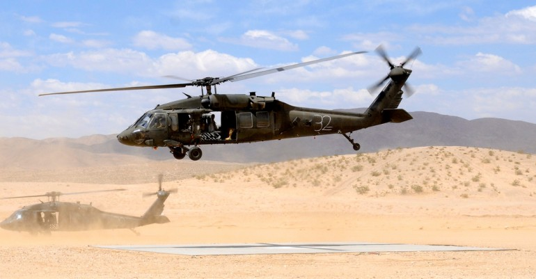 Lockheed Martin kupuje firmę Sikorsky razem z PZL Mielec