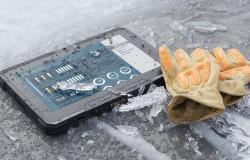 Dell zaprezentował tablet do zadań specjalnych.  Latitude 12 Rugged Tablet.