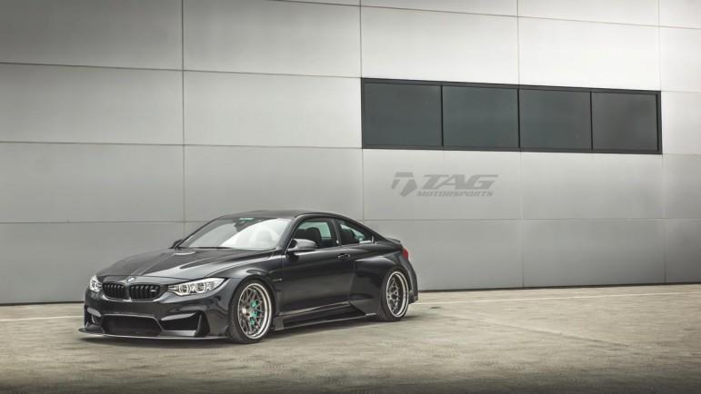 BMW M4 w wersji TAG Motorsports