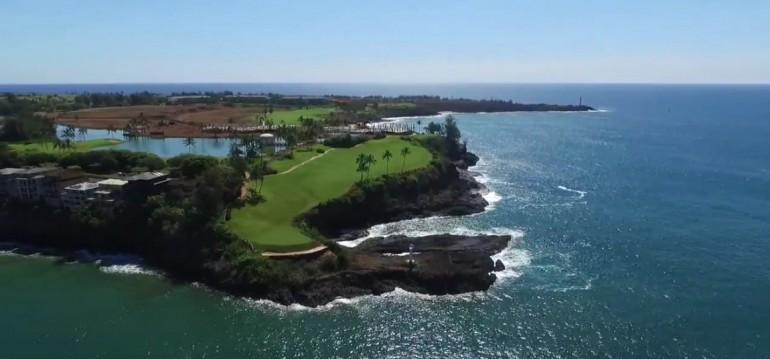 Hawaje - film nakręcony dronem Phantom 3 Professional