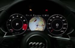 Nowe Audi A3 z nową cyfrową tablicą zegarów
