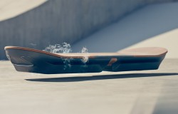 Lexus hoverboard  zaprezentowana będzie już  5 sierpnia (wideo)