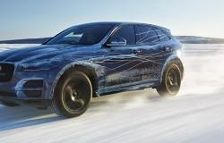 Jaguar F-Pace - nowe video i zdjęcia z pokazu testów auta.