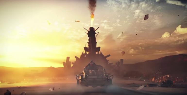 Mad Max Stronghold premiera gry 1 września.