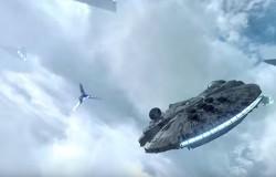 Star Wars: Battlefront nowy typ rozgrywki dla 20 graczy na raz w walkach powietrznych