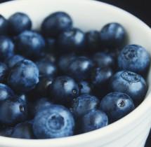 Borówka amerykańska dobra na wzrok,  serce oraz zmniejsza ryzyko raka