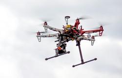 Drony wykorzystany do przemytu rzeczy dla więźniów