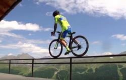 Jazda rowerem nie zawsze musi być nudna.