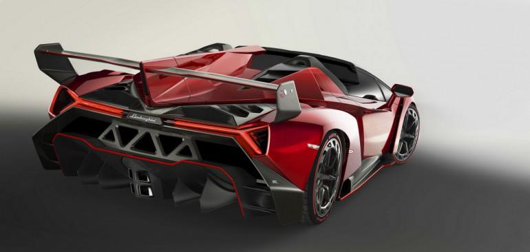 Lamborghini 800KM HyperVeloce