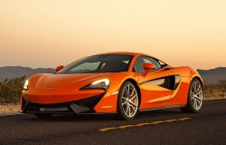 McLaren 570S ekstremalne testy – video
