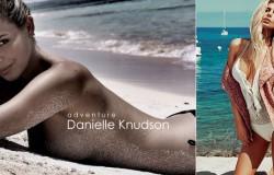 Modelka Danielle Knudson