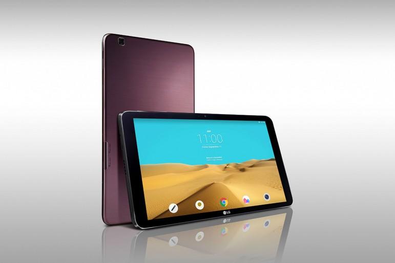 Nowy 10 calowy tablet LG - G Pad II